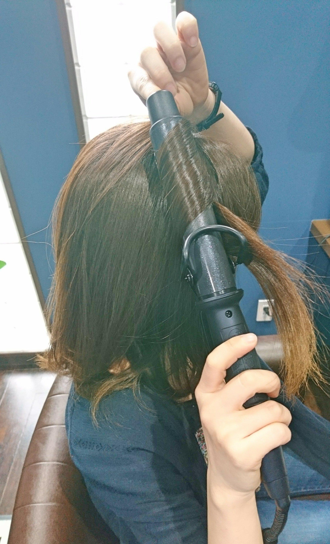 毛 結ぶ 縮 矯正